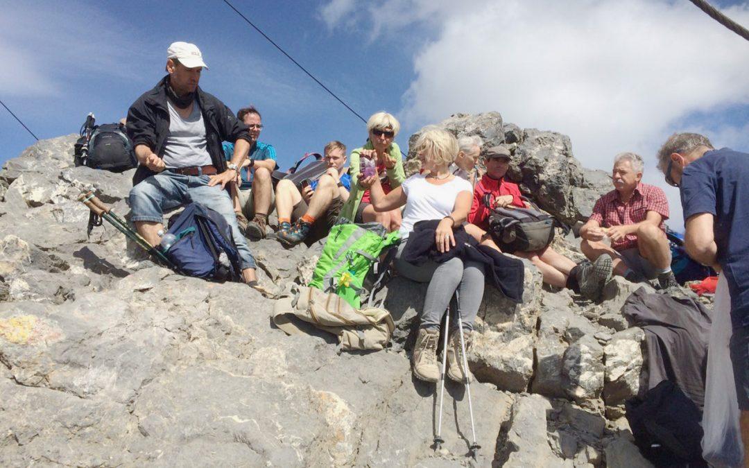 Wanderwochenende im Vorarlberg