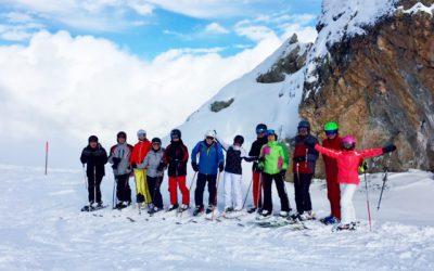 Skiausfahrt Silvretta 2020