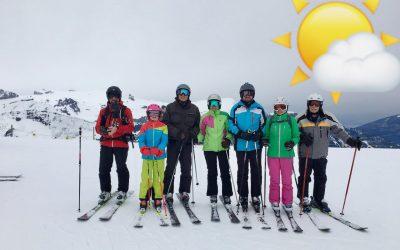Skiausfahrt in die Jungfrauregion